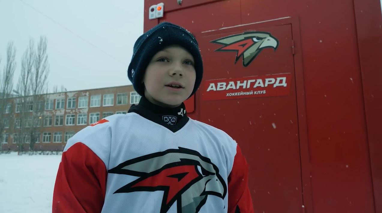 В программе массового хоккея стартовал новый сезон