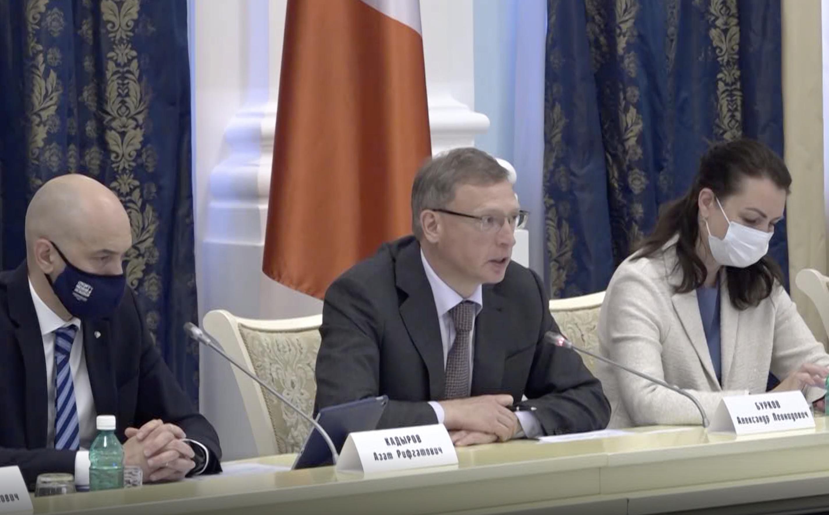 В Омске обсудили мероприятия по подготовке к МЧМ-2023